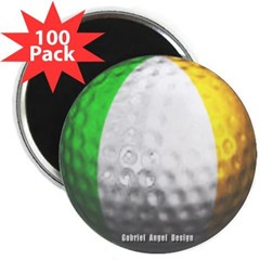 "Ireland Golf 2.25"" Magnet (100 pack)"