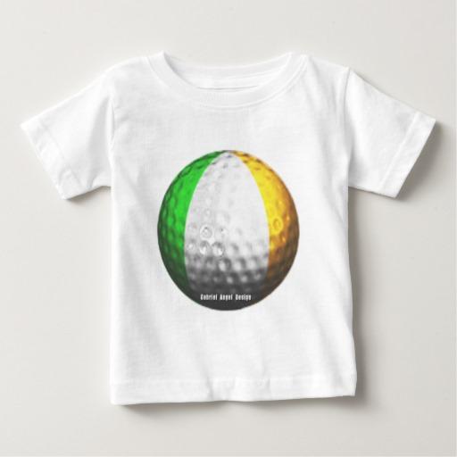 Ireland Golf Baby Fine Jersey T-Shirt