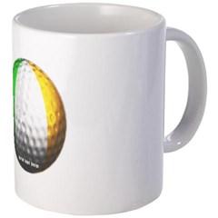 Ireland Golf Coffee Mug