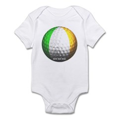 Ireland Golf Infant Bodysuit