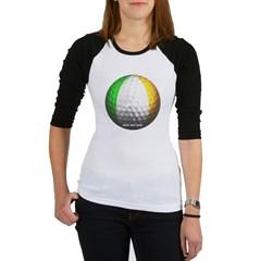 Ireland Golf Junior Raglan T-shirt