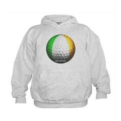 Ireland Golf Kids Sweatshirt by Hanes