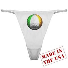 Ireland Golf Ladies Thong Underwear