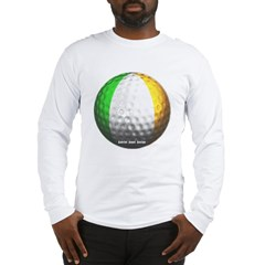 Ireland Golf Long Sleeve T-Shirt
