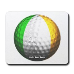 Ireland Golf Mousepad
