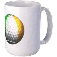 Ireland Golf Mug