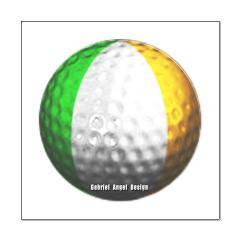 Ireland Golf Posters