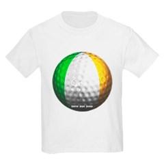 Ireland Golf Youth T-Shirt by Hanes