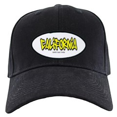 California Graffiti Baseball Hat
