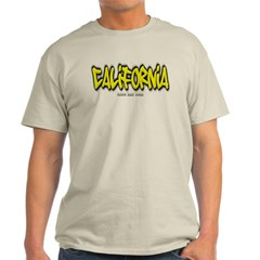California Graffiti Classic T-Shirt