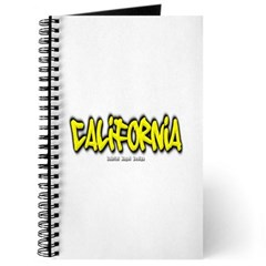 California Graffiti Journal