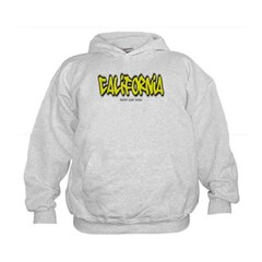 California Graffiti Kids Sweatshirt by Hanes