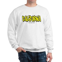 California Graffiti Sweatshirt