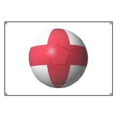 England Soccer Banner