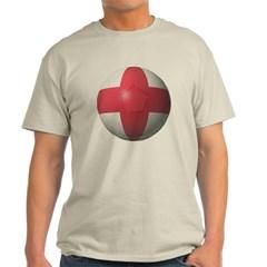 England Soccer Classic T-Shirt
