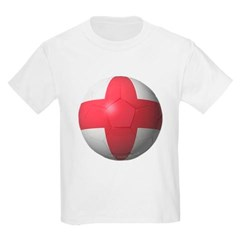 England Soccer Youth T-Shirt by Hanes