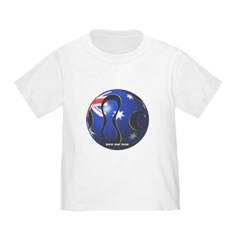 Australia Soccer Toddler T-Shirt