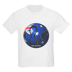Australia Soccer Youth T-Shirt by Hanes