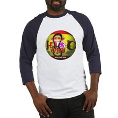 Spain Soccer Baseball Jersey T-Shirt