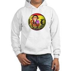 Spain Soccer Hooded Sweatshirt