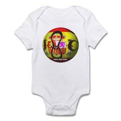 Spain Soccer Infant Bodysuit