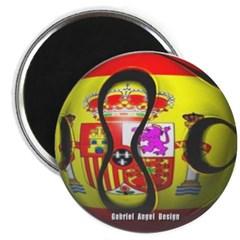 Spain Soccer Magnet