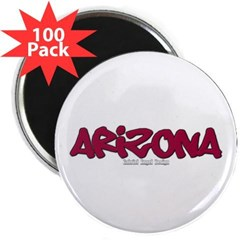 "Arizona Graffiti 2.25"" Magnet (100 pack)"
