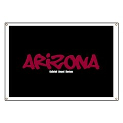 Arizona Graffiti Banner