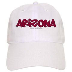 Arizona Graffiti Baseball Cap