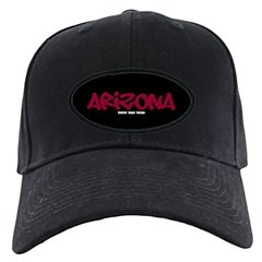 Arizona Graffiti Baseball Hat