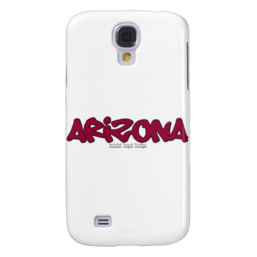 Arizona Graffiti Case-Mate Barely There Samsung Galaxy S4 Case