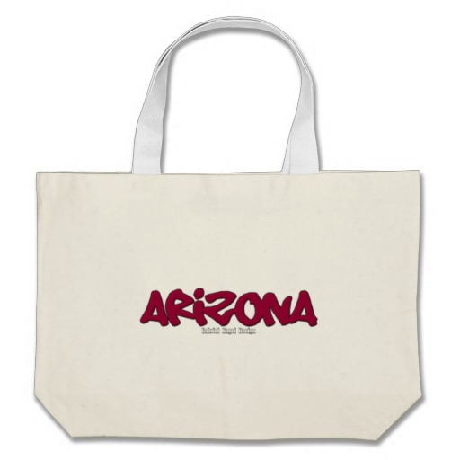 Arizona Graffiti Jumbo Tote