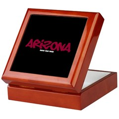 Arizona Graffiti Keepsake Box