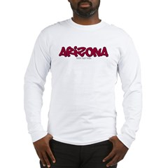 Arizona Graffiti Long Sleeve T-Shirt