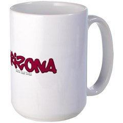Arizona Graffiti Mug