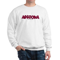 Arizona Graffiti Sweatshirt