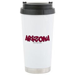 Arizona Graffiti Travel Mug