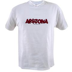 Arizona Graffiti Value T-shirt