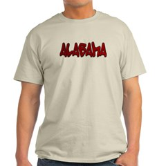 Alabama Graffiti Classic T-Shirt