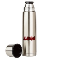 Alabama Graffiti Large Thermos Bottle