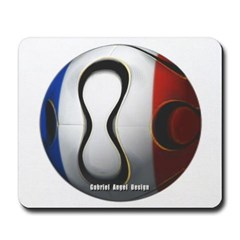 France Soccer Mousepad