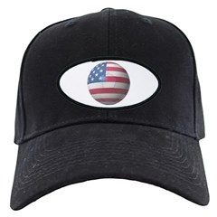 USA Soccer Baseball Hat