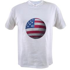 USA Soccer Value T-shirt