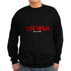 South Carolina Graffiti Dark Sweatshirt