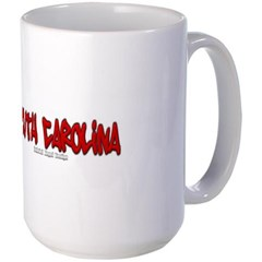 South Carolina Graffiti Mug
