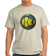 Sweden Soccer Classic T-Shirt