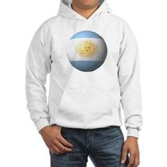 Argentina Soccer Hooded Sweatshirt