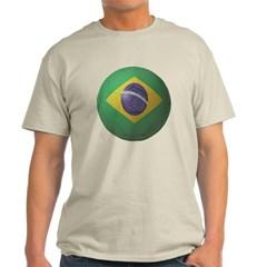 Brazil Soccer Classic T-Shirt