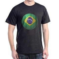 Brazil Soccer Dark T-shirt