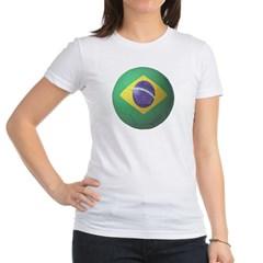 Brazil Soccer Junior Jersey T-Shirt